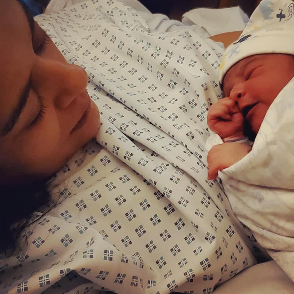 Yasra Rizvi and Abdul Hadi Welcome Their Baby Boy!