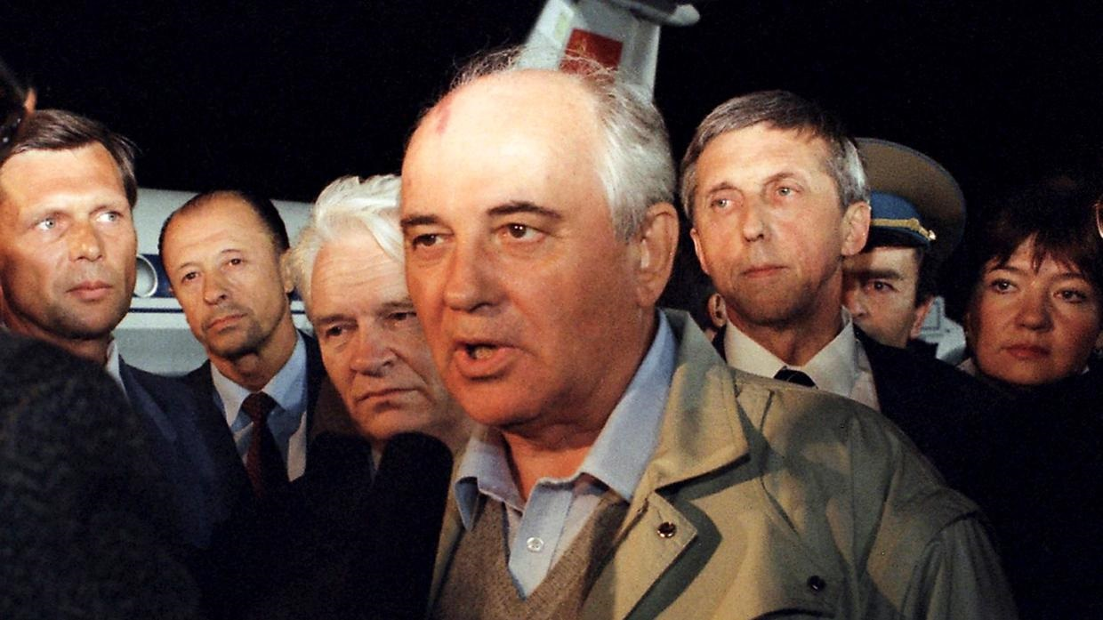 A journey through history from Moscow coup to the Fall of Kabul