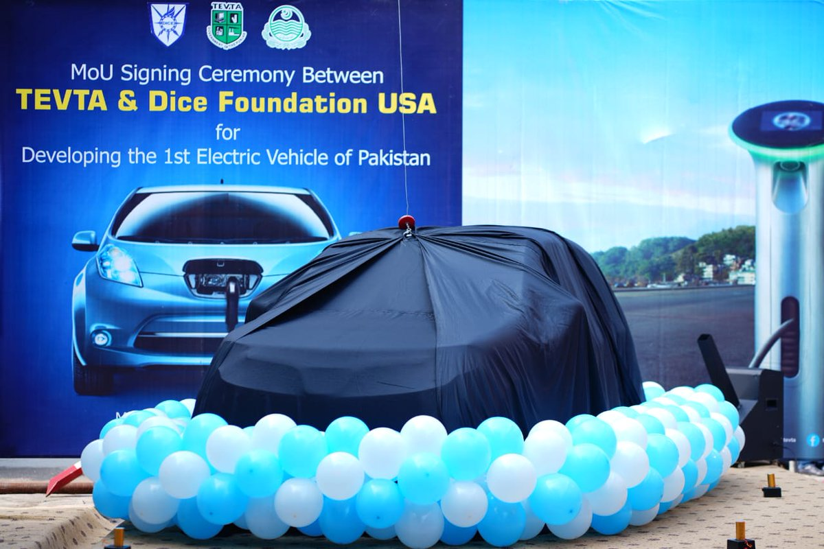 Dice foundation electric car