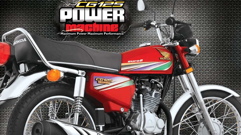 Honda CG 125 review