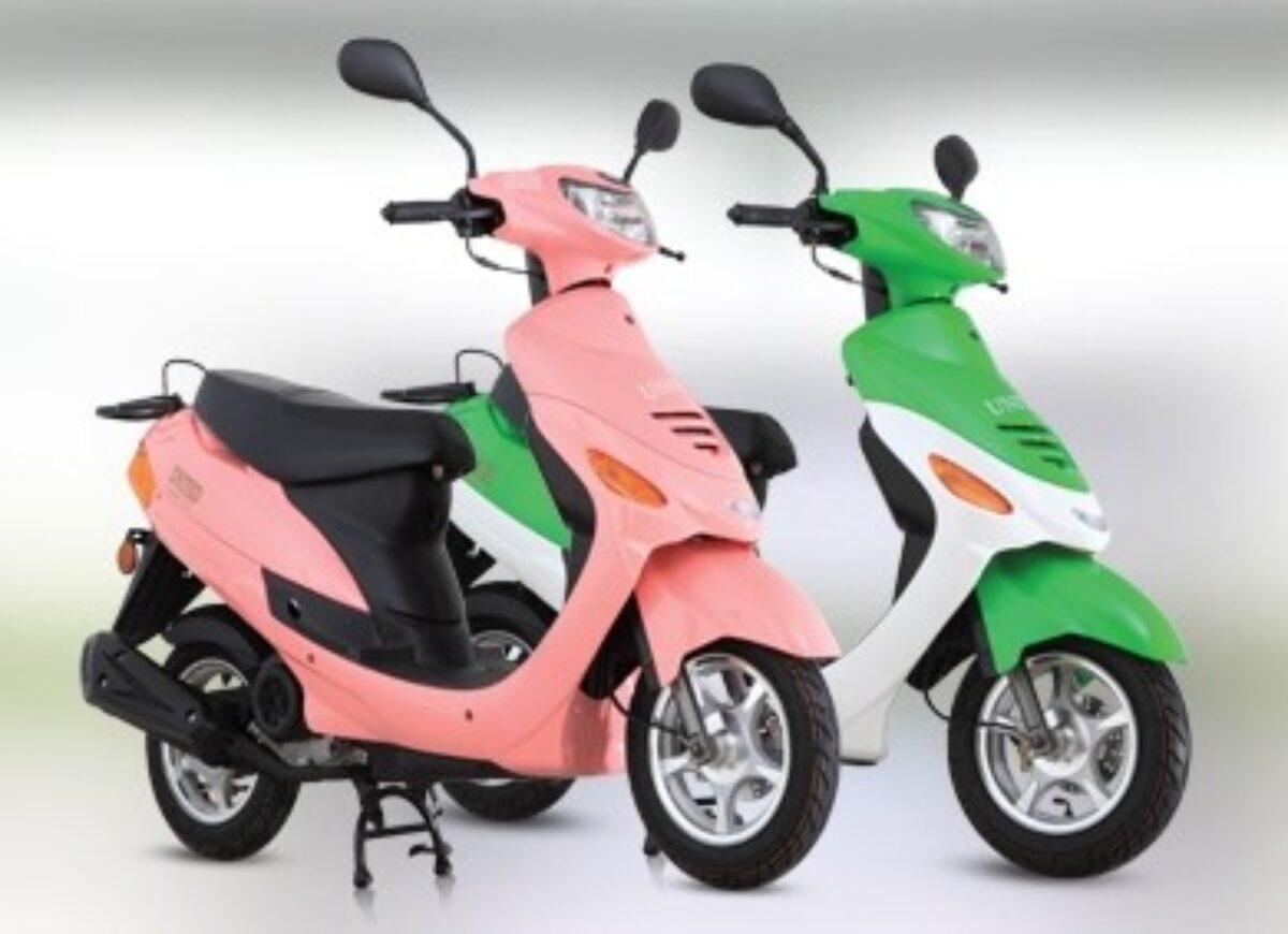 United Scooty 50cc review
