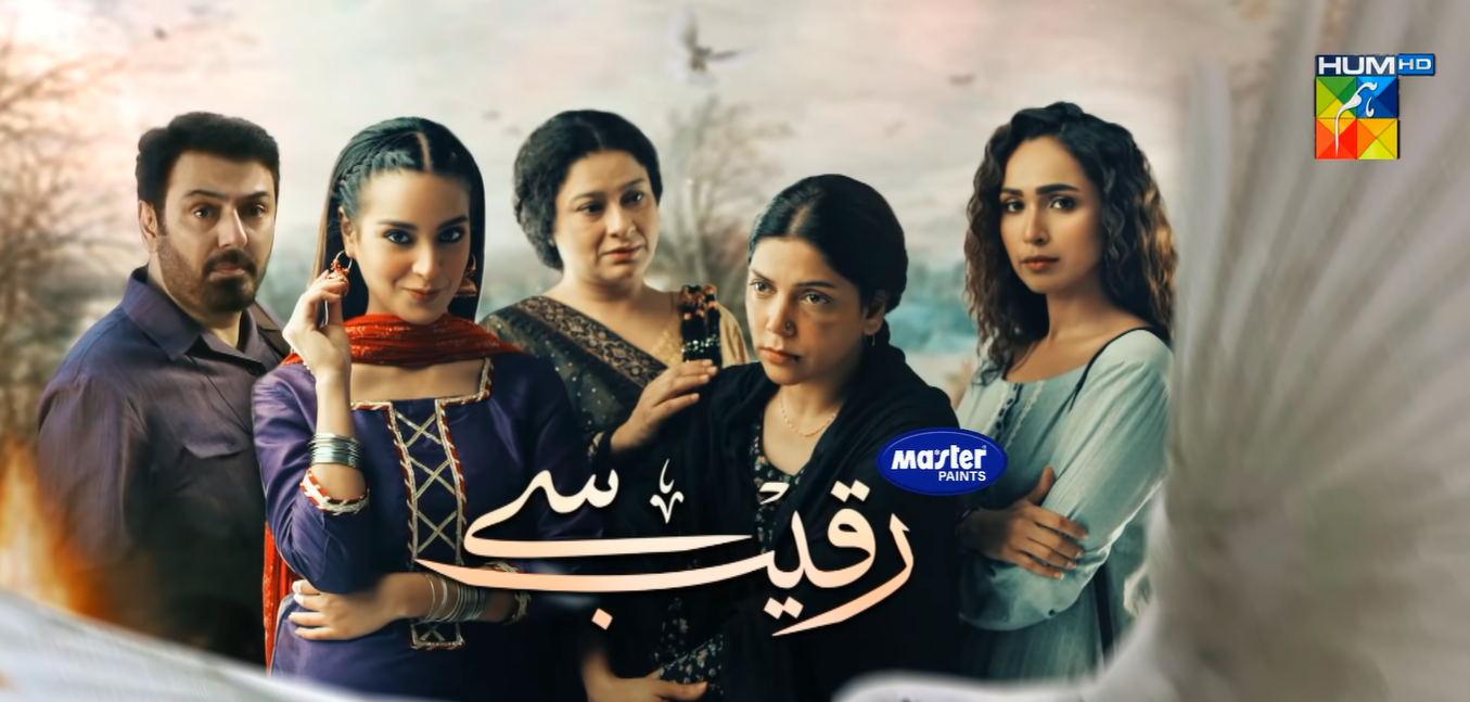 Raqeeb Se drama review