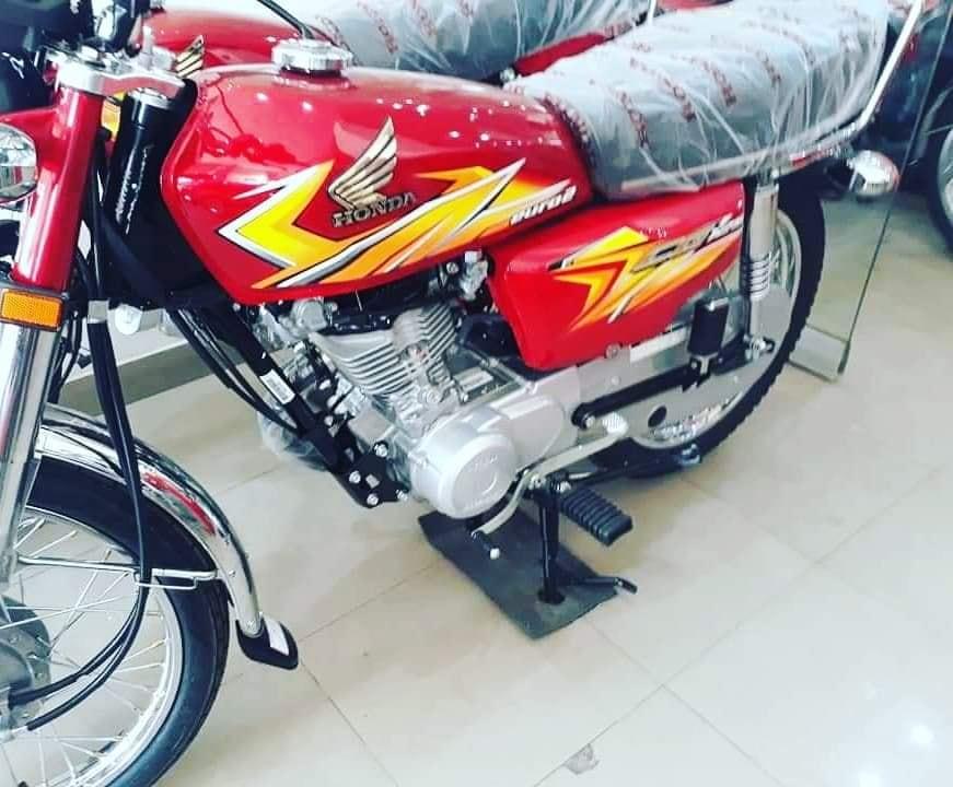 Honda CG 125 2022 price in Pakistan