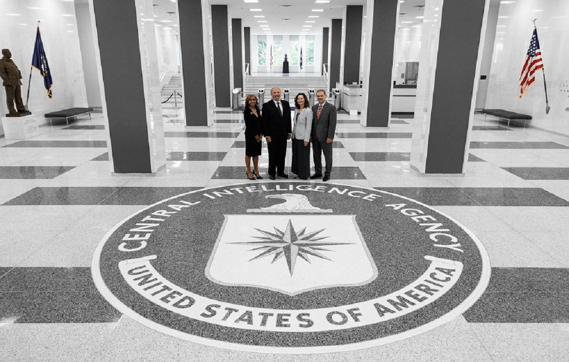 What is CIA