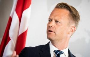 Denmark's Foreign Minister Jeppe Kofod visits Pakistan
