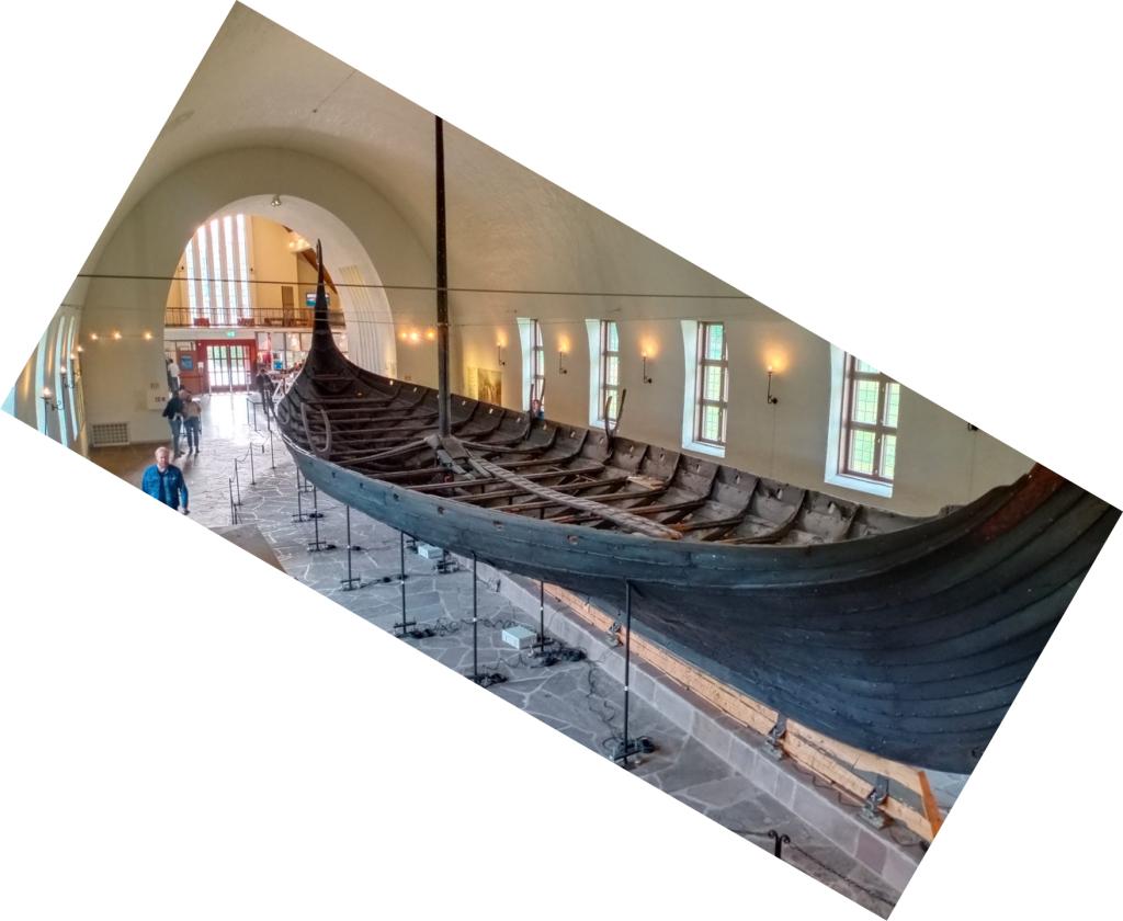 Shazia Anwer Cheema a Prague-based writer at Viking Ship Museum of Oslo