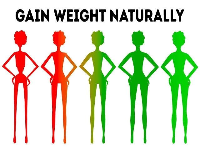 Ways to gain weight