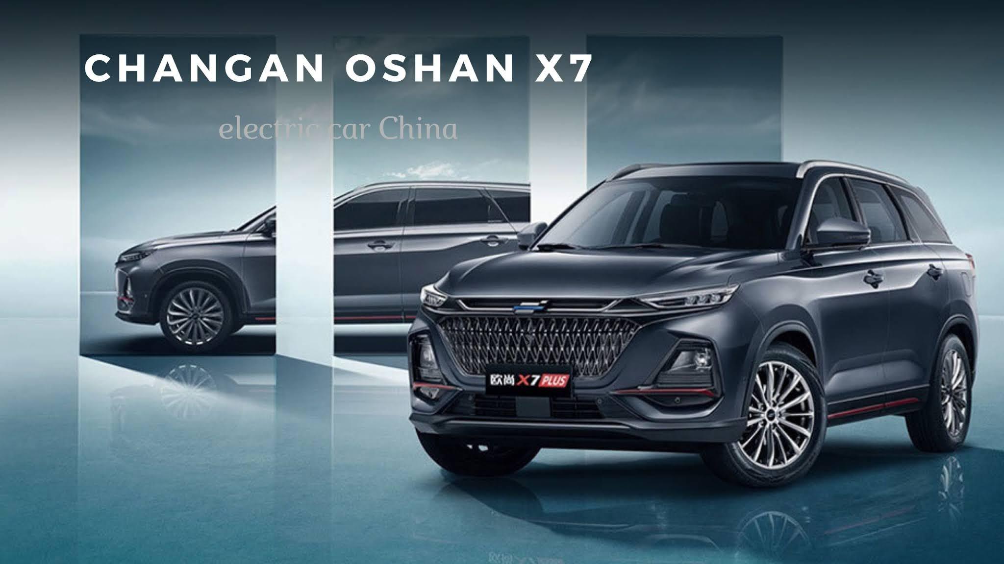 Oshan X7 Launch