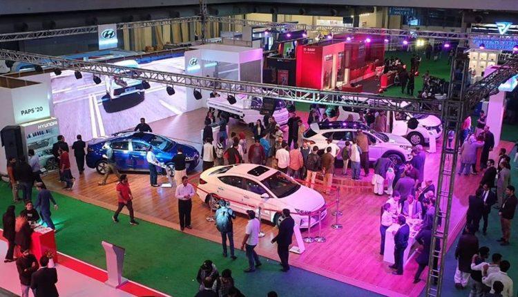 Auto show 2021