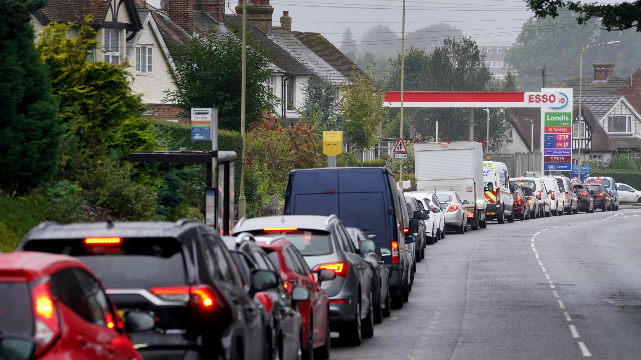 UK deployed Army to ease Fuel Crisis
